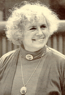 GRACE PALEY, Photo: Skip Dickstein