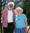 Robert Nichols and Grace Paley