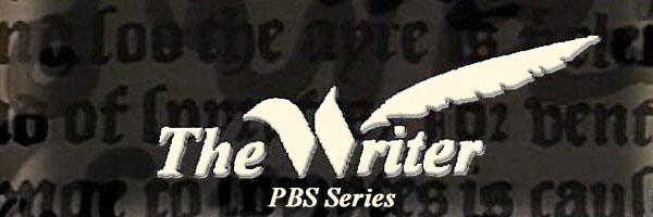 The Writer PBS Series Logo