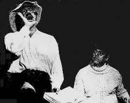 Tom Smith and Harry Staley in Finnegans Wake