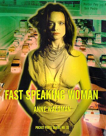 Anne Waldman Book