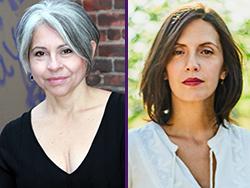 co-directors and screenwriters Gloria La Morte and Paola Mendoza