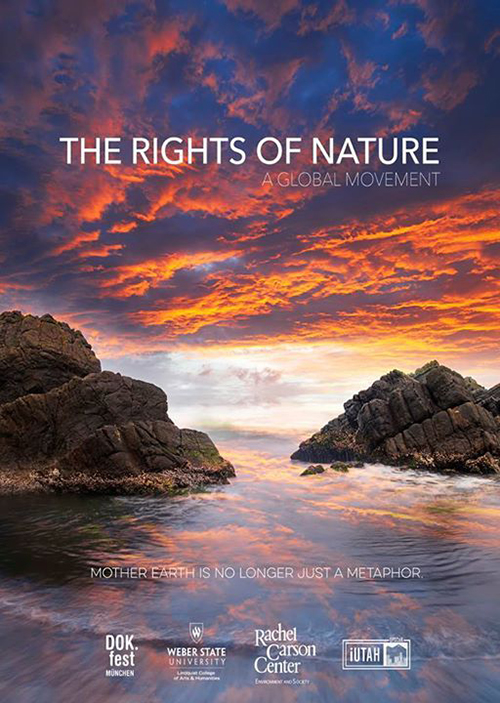 The Rights of Nature poster