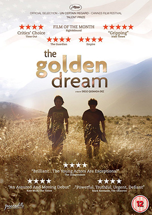 The Golden Dream movie poster