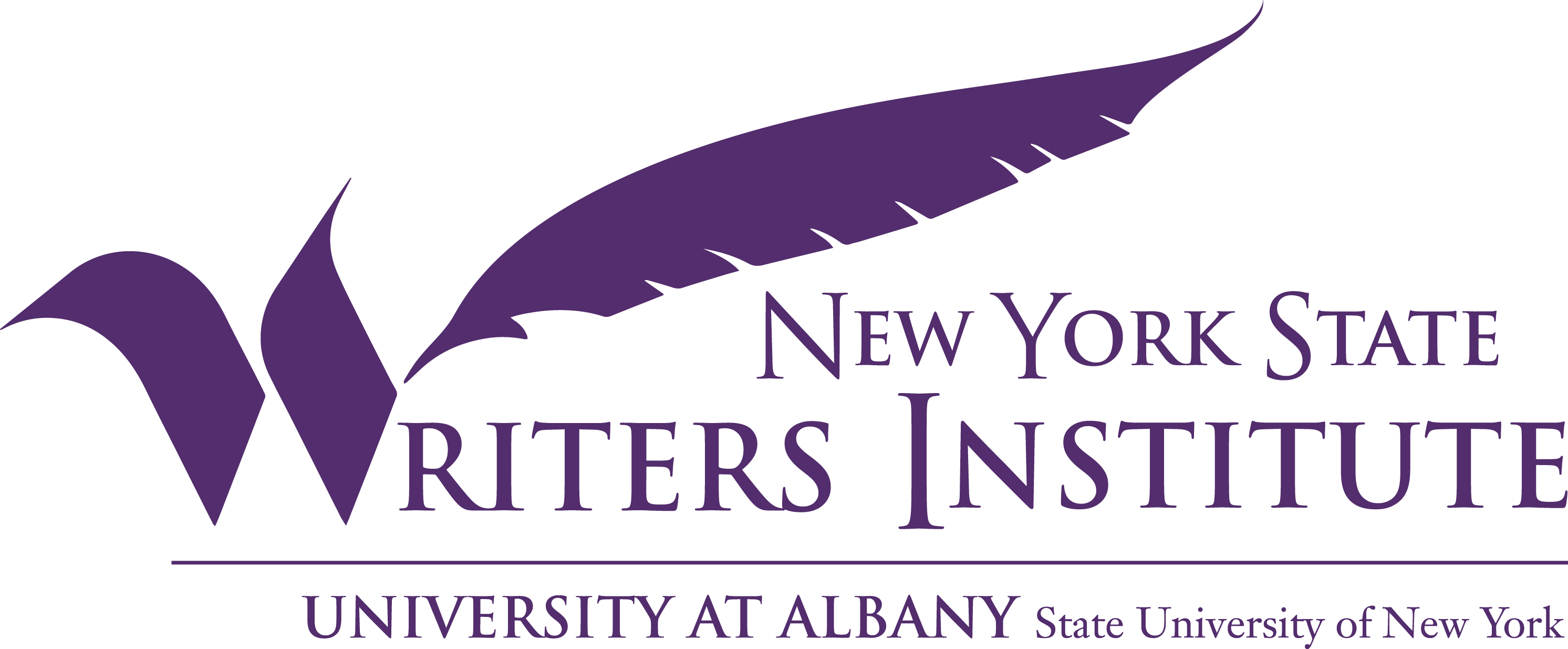 New York State Writers Institute logo