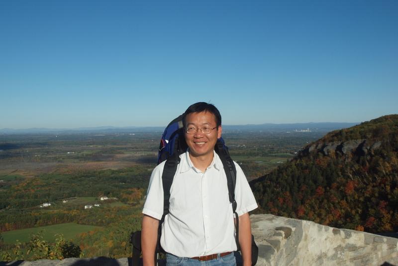 Dr. Rongwei Yang